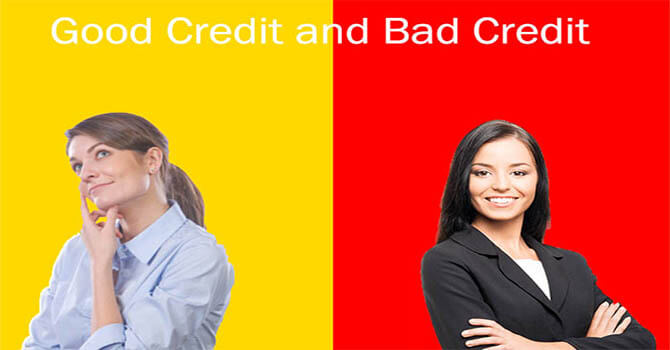 Good Credit Bad Credit