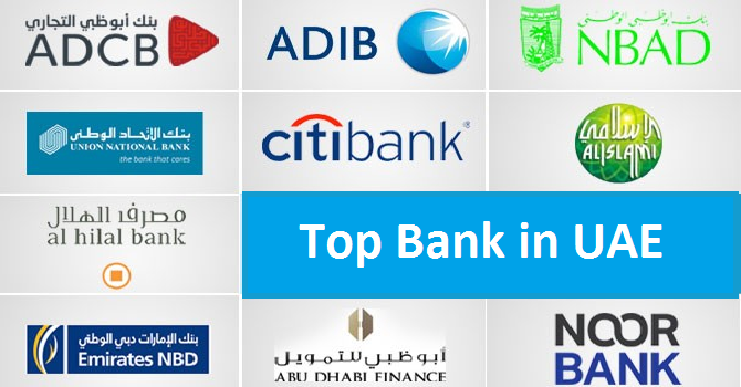 List of banks UAE