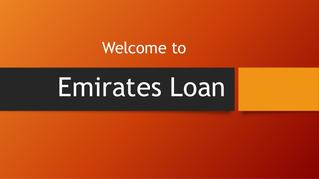 Emirates Loan in UAE