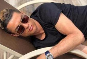 Cristiano Ronaldo is set to help create a brand new animated series called 'Striker Force 7'.The 33-year-old professional soccer star has teamed up with leading graphic novel and animations producer Graphic India and VMS Communications.