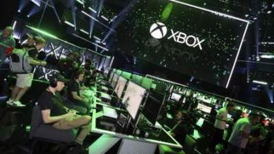 The head of Xbox on Sunday said Microsoft is hard at work on a next-generation console along with a cloud service that would let players stream games to any device.