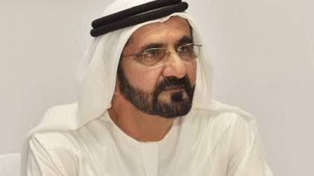 Sheikh Mohammed acknowledged the officer for his selfless gesture.