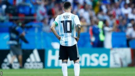On the highest-scoring day of World Cup knockout football since 1970, two of the greatest players of all time failed to find the net - and both are going home.