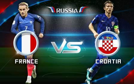 This has been a World Cup in which teamwork has triumphed over individual brilliance so it is right that the two sides left standing, France and Croatia, best represent that shift