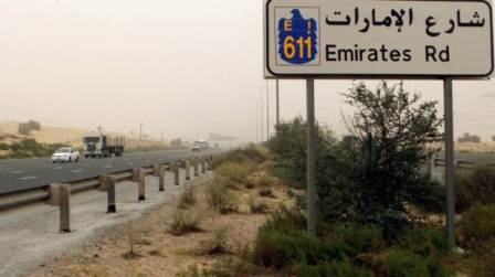 The deadliest roads in Dubai were ranked by number of fatal traffic accidents in 2018