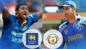 You can get updates about 3rd Asia cup 2018 match Sri Lanka vs Afghanistan by Emirates   Loan.